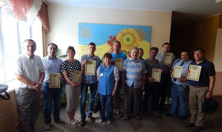 Проведення курсів підвищення кваліфікації екологів  Городнянській об'єднаної територіальній громади