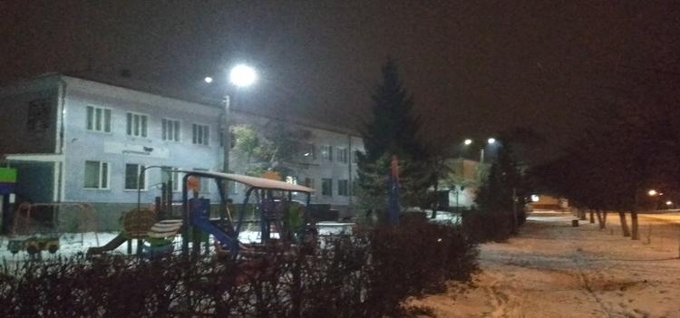 В Городнянській ОТГ проходить модернізація системи зовнішнього освітлення
