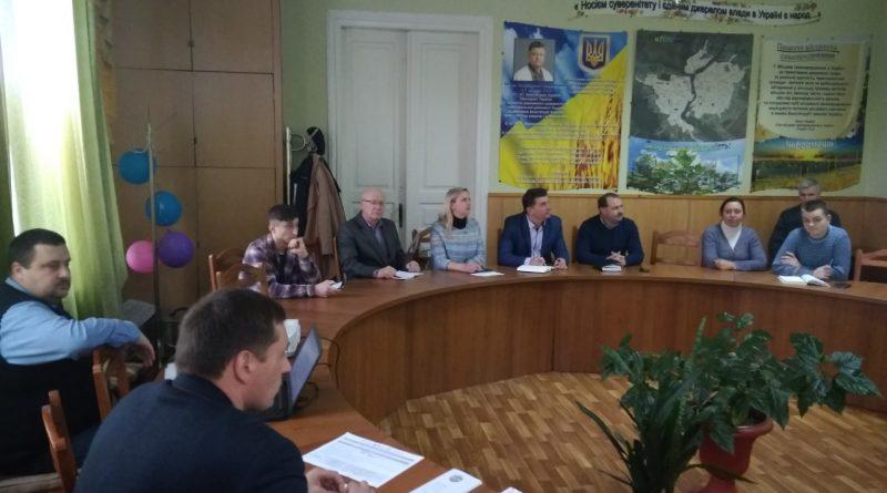 Відбулись перші громадські слухання  щодо Стратегії розвитку Городнянської об'єднаної територіальної громади.