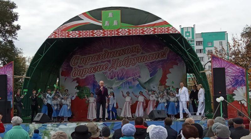 Візит делегації Городнянської міської ради до м. Добруш
