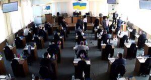 Проведення сесії Городнянської міської ради в умовах пандемії