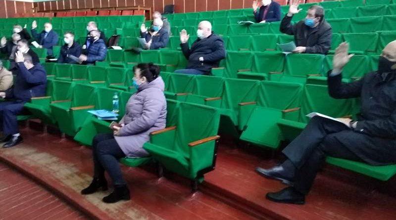 Засідання чергової сесії Городнянської міської ради