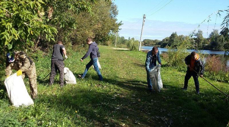 Всесвітній день прибирання «World Cleanup Day»