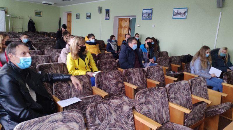 Молодіжна рада провела чергове засідання