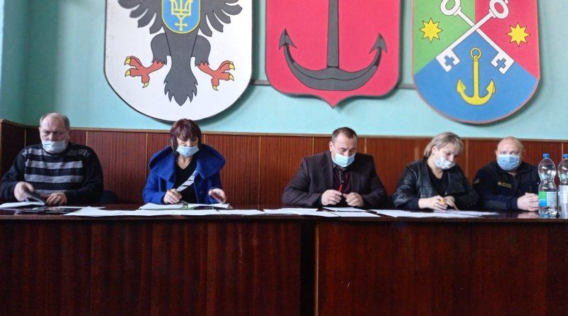 Відбулася позачергова сесія міської ради сьомого скликання