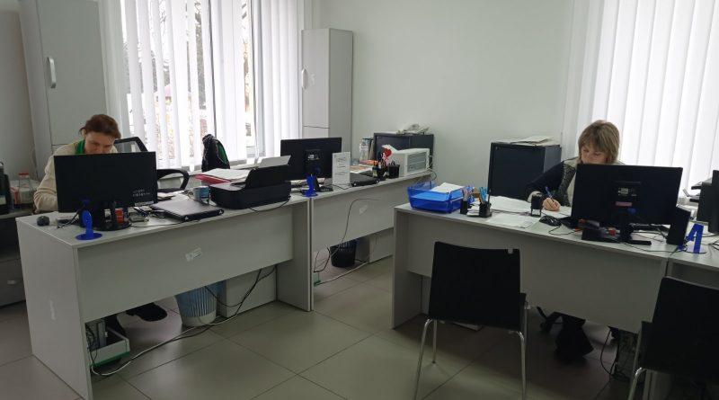 Центр надання адміністративних послуг  орієнтовно розпочне роботу  на початку березня