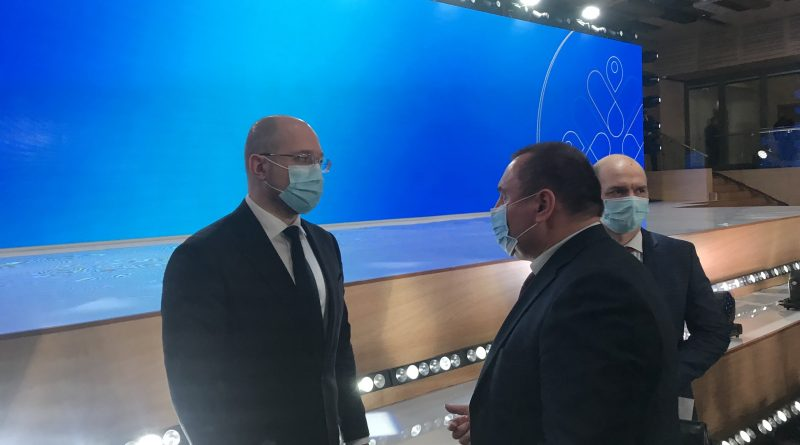 Міський голова Андрій Богдан взяв участь  засіданні Ради розвитку громад та територій у м.Київ