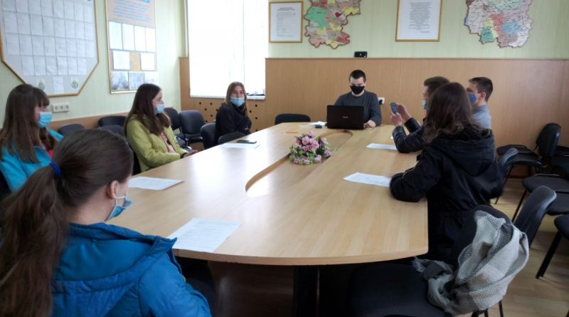 Відбулося чергове засідання молодіжної ради