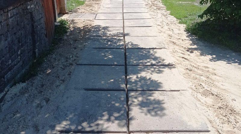 Поточні ремонти дорожнього покриття тривають