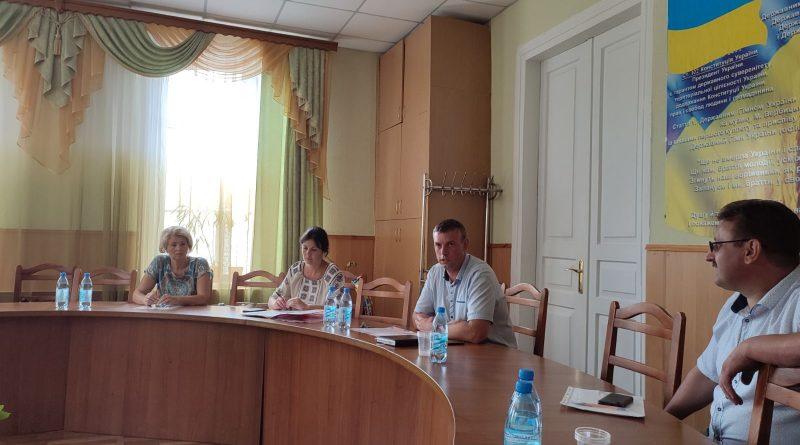 Засідання круглого столу, присвячене легалізації заробітної плати