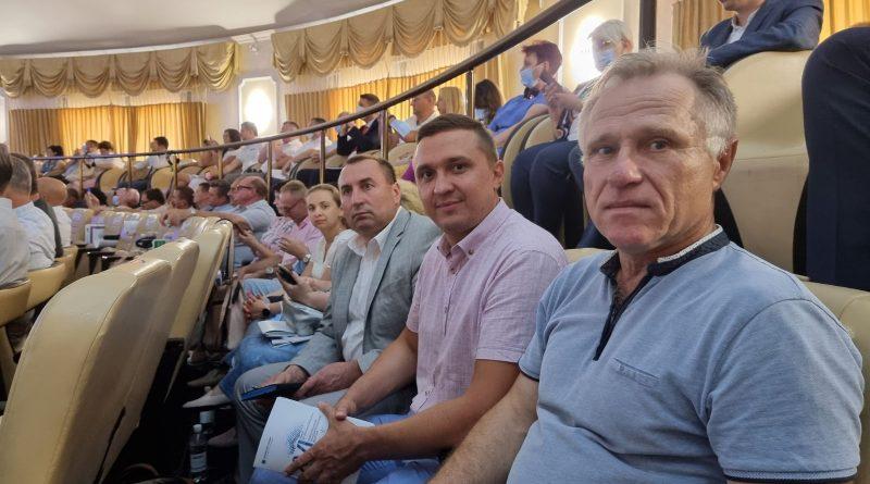 Голова міської ради Андрій Богдан бере участь у в XVІ Українському  муніципальному форумі в Одесі