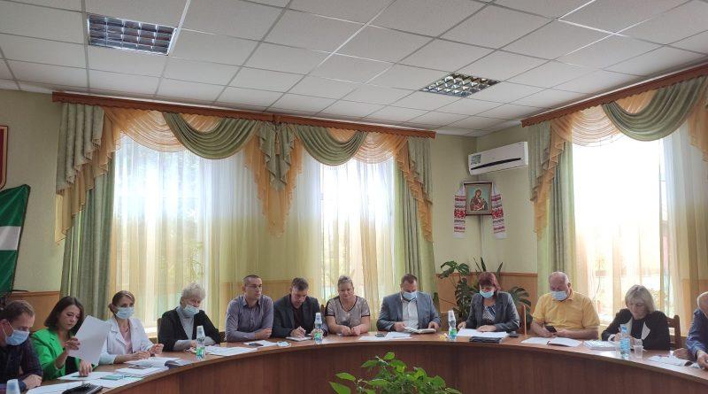 Засідання сесії міської ради