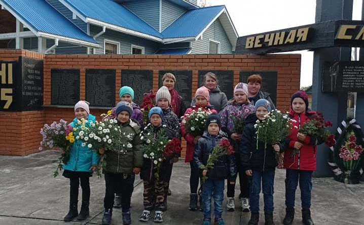 Заходи  до Дня захисників і захисниць України у громаді
