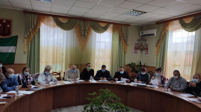Відбулося засідання  дев'ятої сесії міської ради 8-го скликання